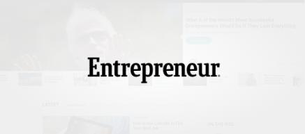 Screenshot of enterpreneur.com
