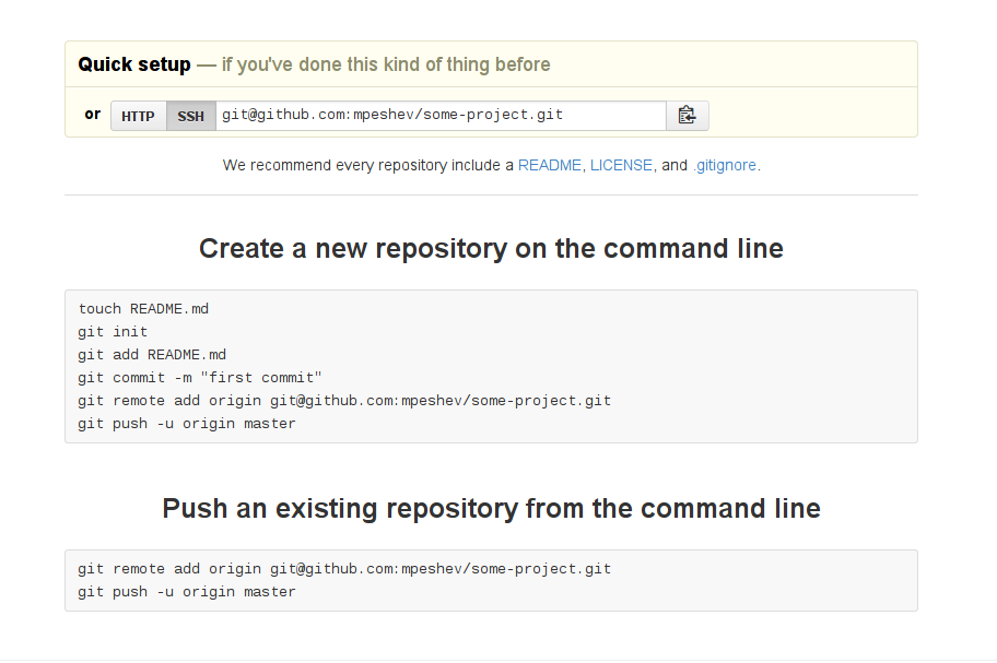 Git and GitHub for SVN developers