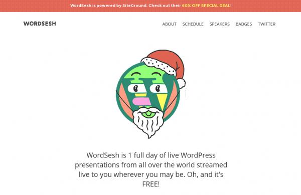 WordSesh WordPress conference