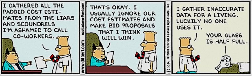 dilbert-estimates