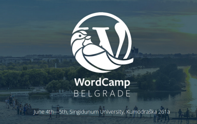 WordCamp Belgrade 2016