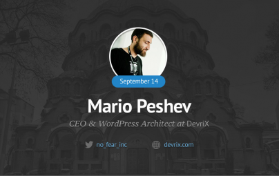 Ask Me Anything on ManageWP - Sep 14, Open Floor