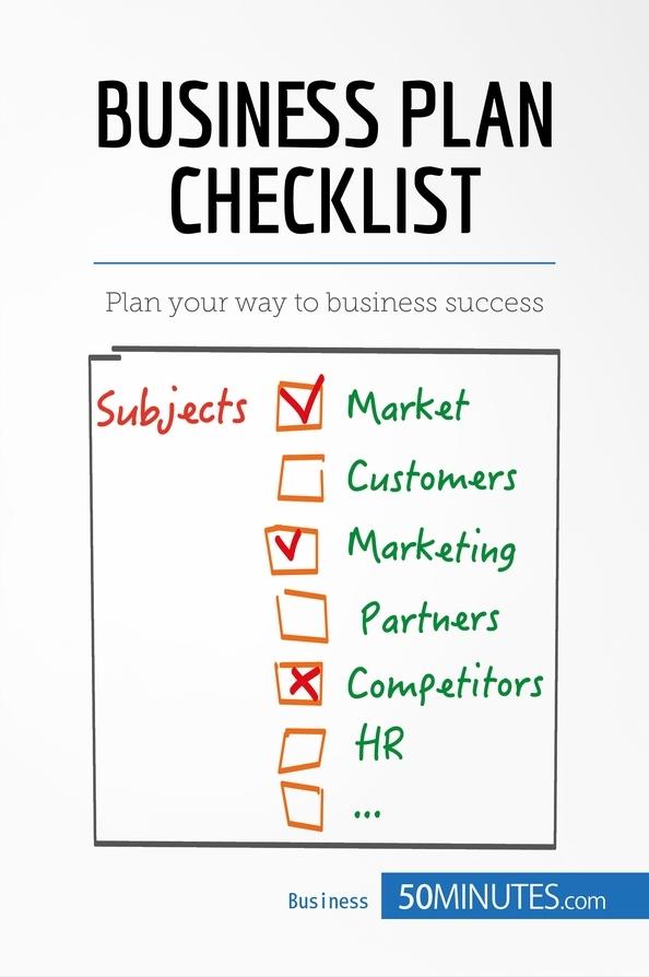 business plan checklist mario peshev